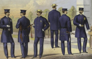History of Law Enforcement