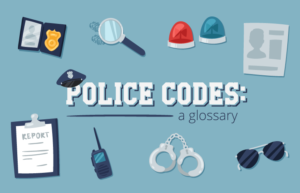 Police Codes Glossary